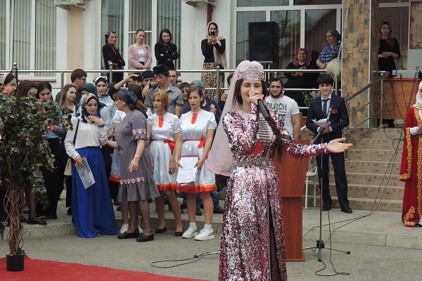 фото ингушского политехнического колледжа все